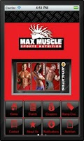 Screenshot of Max Muscle