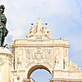 Lisbon by João Pedro Loureiro - Buildings & Architecture Statues & Monuments