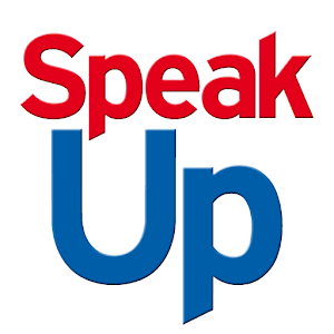 Cover art Speak Up