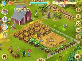Screenshot of Farm Up Free