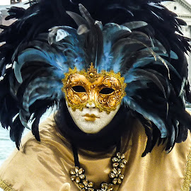 Venice Mask by Mihai Popa - News & Events World Events ( italia, venetia )
