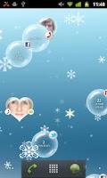 Screenshot of Notification Bubbles