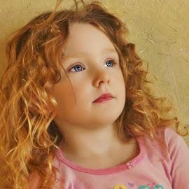 The Wonder of Dreaming by Cheryl Korotky - Babies & Children Child Portraits