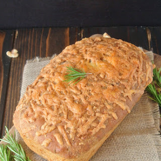 Rosemary Cheese And Walnut Loaf                                             Print