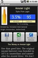 Screenshot of Liquor Run Mobile