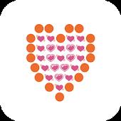 Download Love Art - Emoji Keyboard APK for Laptop