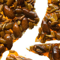 Honey-Nut Brittle Recipe