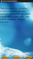 Screenshot of mübarek cuma mesajları