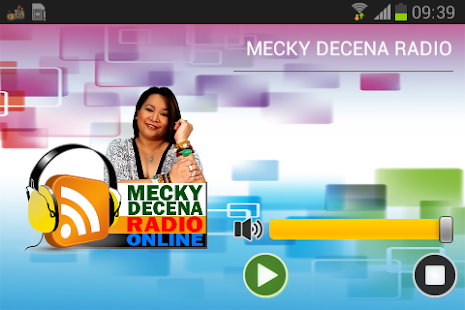 MECKY DECENA RADIO - screenshot