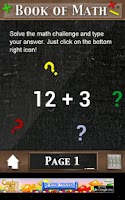 Screenshot of Book of Math