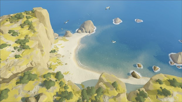Microsoft passed on Tequila Works' Rime before it became a PS4 exclusive