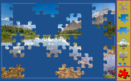 Jigsaw Genius Pro - screenshot
