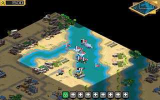Screenshot of Desert Stormfront LITE - RTS