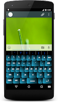 Screenshot of Malayalam Keyboard for Android