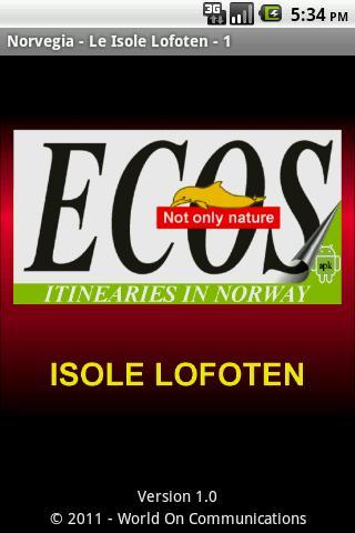 Norvegia - Le Isole Lofoten 1