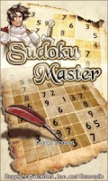 Screenshot of Sudoku Master