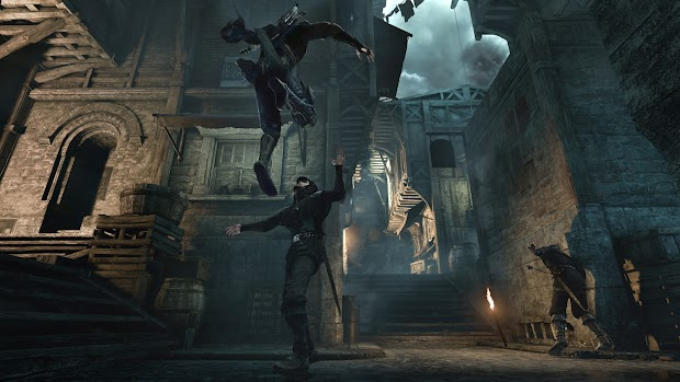 Thief PC system requirements emerge from the shadows