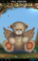 Screenshot of Halloween & Fall Teddy Lite