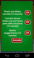 Screenshot of Indovina il piatto