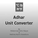 Adhar Unit Converter icon