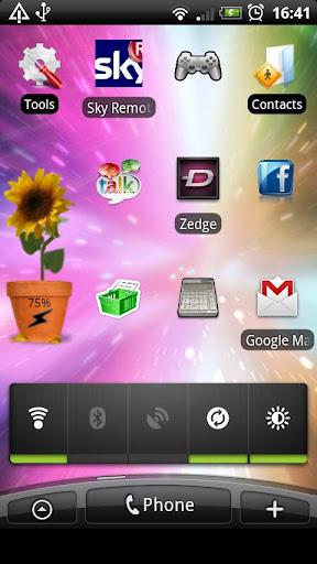 ET Battery Widget