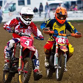 by Mike Ross - Sports & Fitness Motorsports ( northampton, mike ross, milton mx, moto cross )