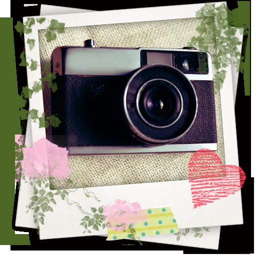 摄影のPicute-可愛和時尚的照片處理相机 LOGO-記事Game