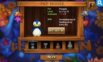 Screenshot of Fish Reef Deluxe