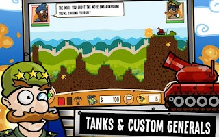 Screenshot of Little Generals
