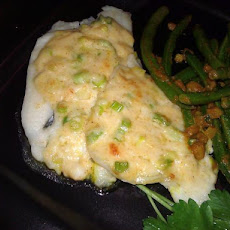 Broiled Sole Parmesan