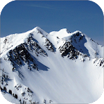 Wasatch Backcountry Skiing Map APK Image