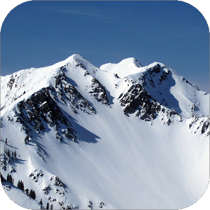 Wasatch Backcountry Skiing Map For PC
