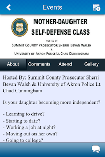 Summit County OH Child Support - screenshot