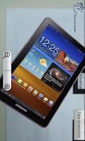Screenshot of Samsung Galaxy 3D