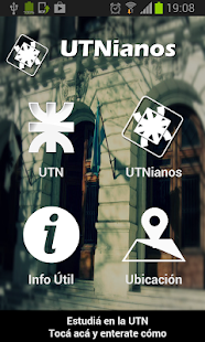 UTNianos - screenshot