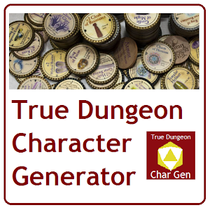 Character Gen for True Dungeon For PC / Windows 7/8/10 / Mac – Free Download