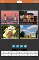 Screenshot of 4 Bilder 1 Ort