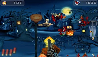 Screenshot of Halloween Birds (Deutsch)