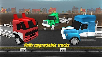 Screenshot of Car Transporter 3D