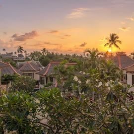 Samui Island by Walid Ahmad - Landscapes Travel ( sunset, thailand, travel, samui, island )