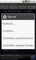 Screenshot of SITApp - FSBUSItalia