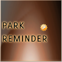 Park reminder Donate icon