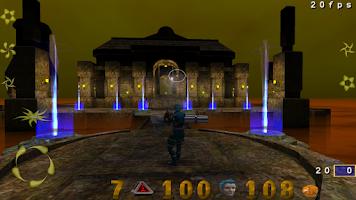 Screenshot of OpenArena
