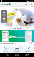 Screenshot of Skandia och Skandiabanken