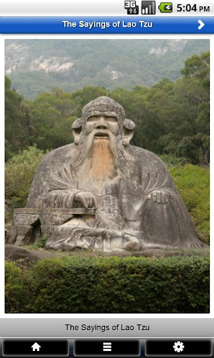 Sayings of Lao Tzu FREE