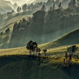 The Dreamland by Agus Sudharnoko - Landscapes Mountains & Hills