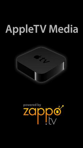 Apple TVメディアプレーヤー
