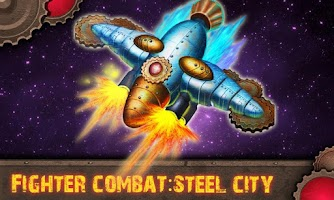 Screenshot of Fighter Combat : Steel City