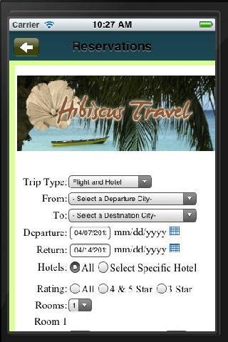 Hibiscus Travel