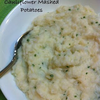 Cauliflower Mashed Potatoes With Half And Half Recipes